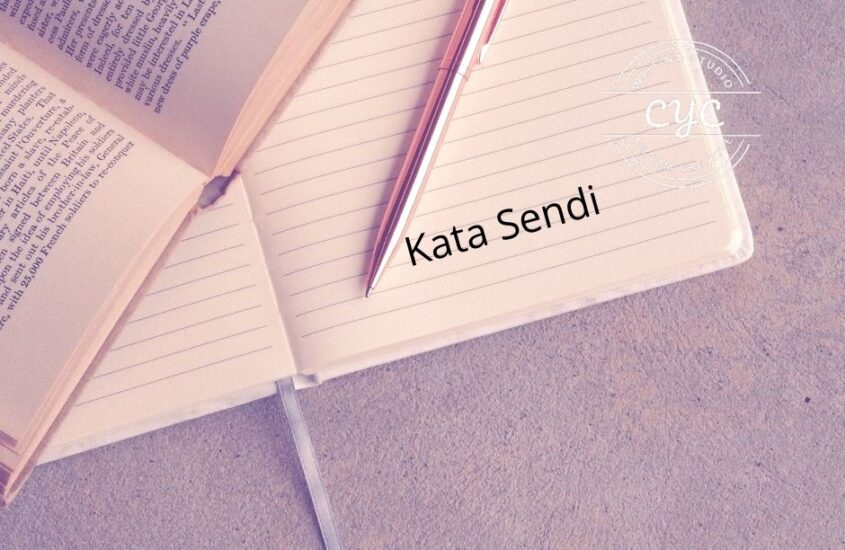 Kenal Pasti Kata Sendi, Tulislah Dengan Betul Untuk Kredibiliti Sebagai Penulis